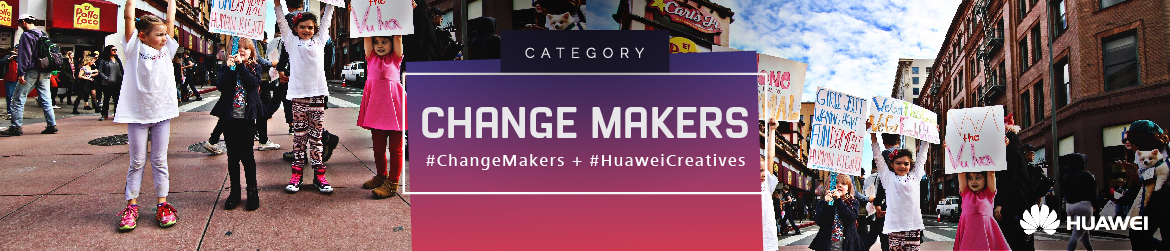 Huawei creatives categories connector 04 01 18 gm change makers